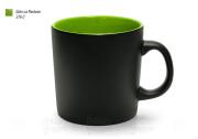 svart-grön