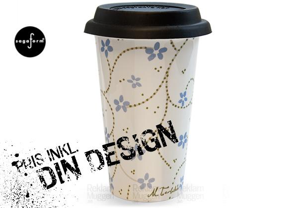 Reklam-mugg med tryck, Takeaway Design, stor bild